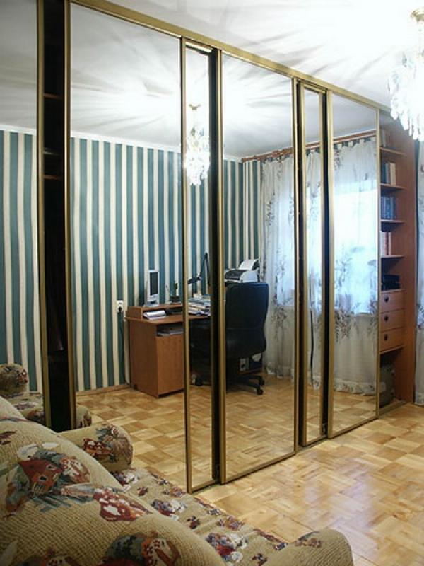 Шкаф купе с зеркалом: стёкла и зеркала шкафов-купе шкафы куп.